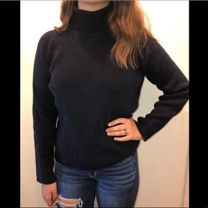PURSUIT, LTD. TURTLENECK SWEATER